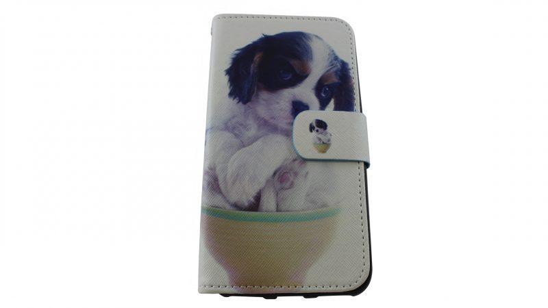 Huawei P9 Lite Mini Lompakkokotelo Koira